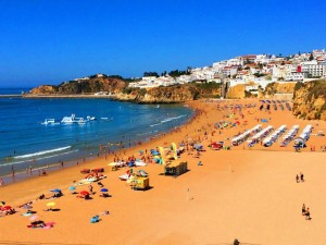 Praia dos Pescadores (Fisherman's Beach) in Albufeira