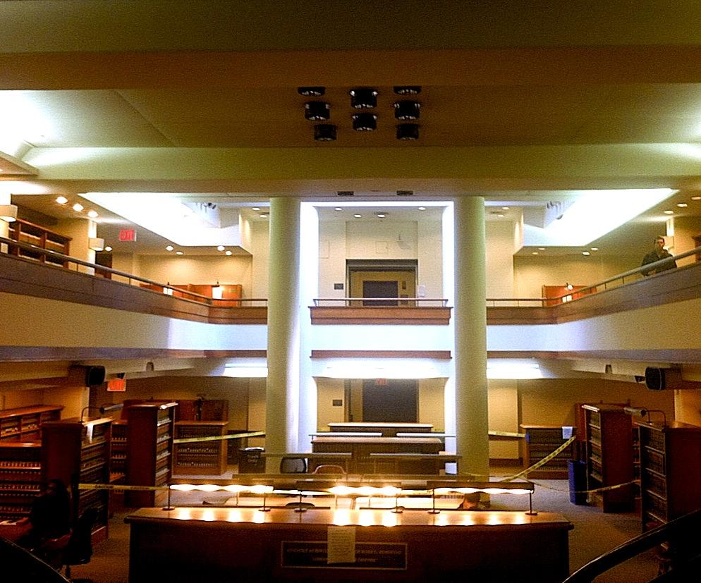 Law Library  Library  Vanderbilt University