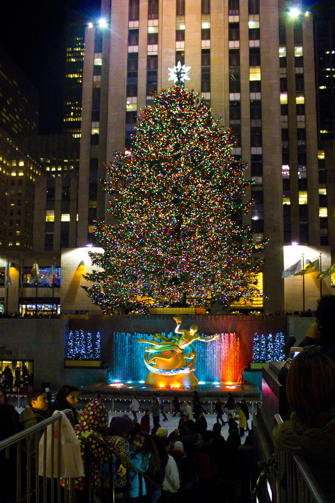 Rockefeller Center Tannenbaum.Fitting The Holidays Into Your Law School Finals Schedule Life At
