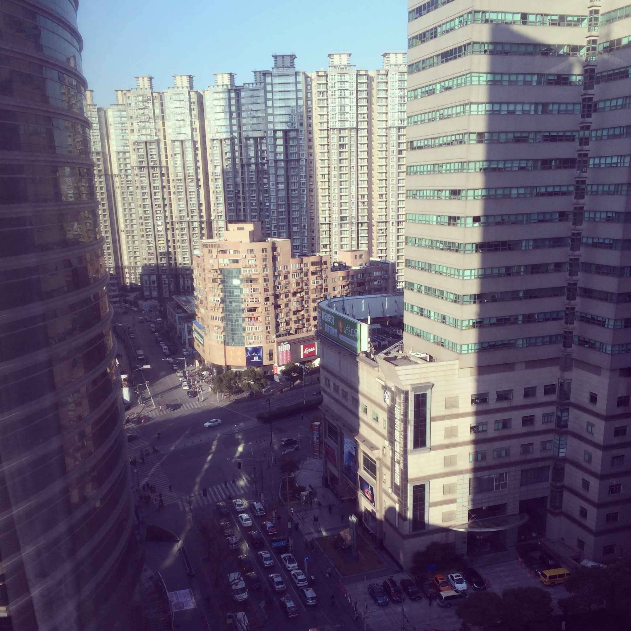 Apartments Near Nyu: Picturing Shanghai