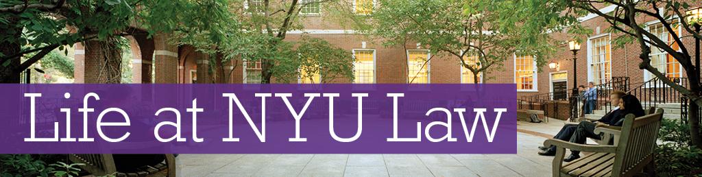 Life at NYU Law
