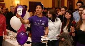 NYU Law's Public Service Auction brings together the entire Law School community in an important and impressive way.
