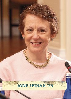 Jane Spinak '79