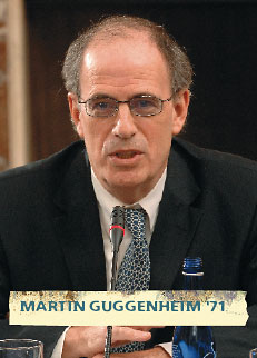 Martin Guggenheim '71