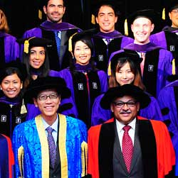 NYU@NUS Convocation 2011