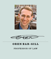 Professor Oren Bar-Gill