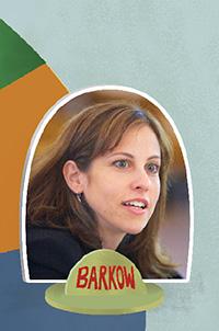 Rachel Barkow, NYU Law