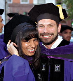 NYU Law Convocation 2012