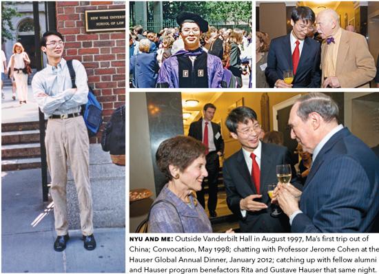 Winston Ma at NYU Law