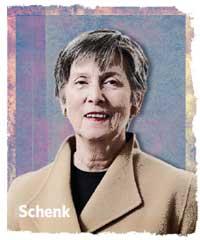 Deborah Schenk