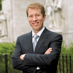 Dean of NYU Law Trevor Morrison