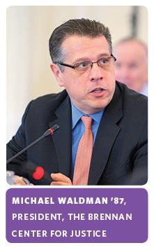 Michael Waldman '87