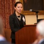 Christina Liu '15, Editor-in-Chief, <i>New York University Annual Survey of American Law</i>