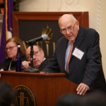 The Honorable Jack Weinstein, US District Court for the Eastern District of New York